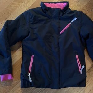 Spyder ski coat .. size 14 in great condition